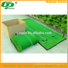 Golf Putting Green/ golf putting mat/mini golf courses