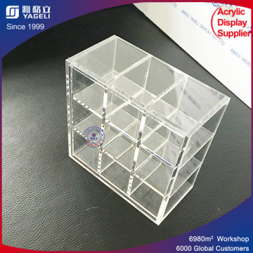 Top Quality Acrylic Lipstick Tower