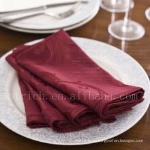 Servilleta de tabla del telar jacquar elegante
