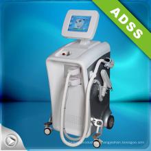 (IPL + Elight + RF + ND-YAG) Máquina Multifuncional de Beleza