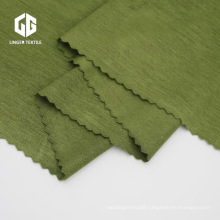 Cotton Spandex Single Jersey Fabric For T-shirts