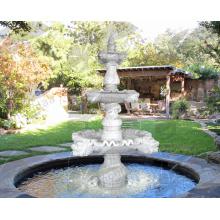 Bases de fontaine d'eau pour la décoration de jardin VSF-N028C