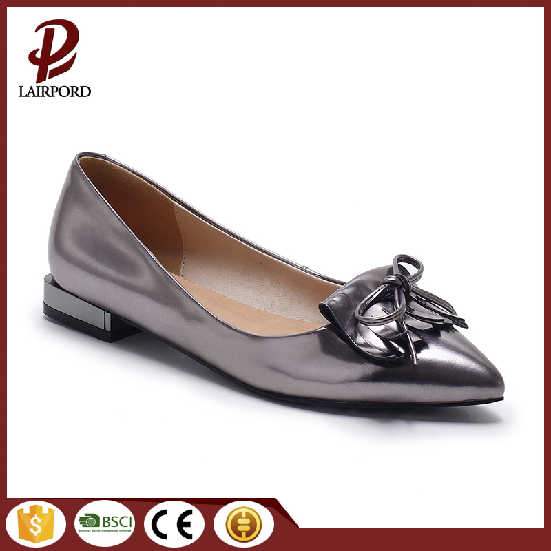 good quality purple cheaper flat women shoes