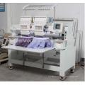 2 Heads Cap Computer Embroidery Machine of High Speed good quality price bordadora aibaba com
