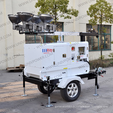 Tour mobile de moteur diesel (UD8LT)