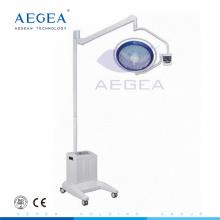 Salle d'opération AG-LT015A avec une tête froide lampe stand lampes de théâtre d'opération