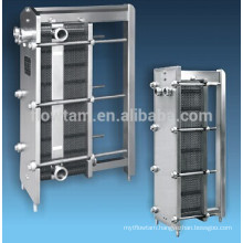high quality stainless steel plate heat exchanger price/panel heat exchanger