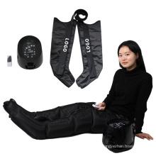 dropshipping digital presoterapia air pressure normatec foot and leg compression pump for relax