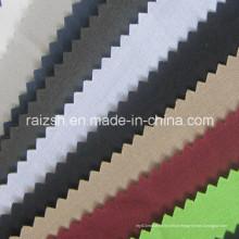 Tecido de algodão de poliéster T / C pano forro tingimento tecidos