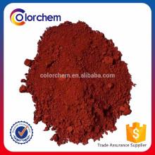 Óxido de ferro vermelho para plástico