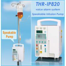 Sprechbare volumetrische Infusionspumpe (THR-IP820)