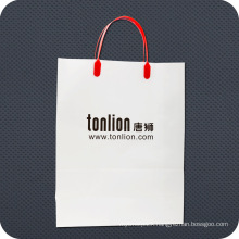 Luxury Paper Shopping Bag with Rigid Handle