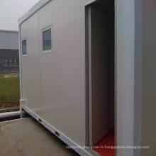 Maison à conteneurs avec structure stable Apparence (CH-56)