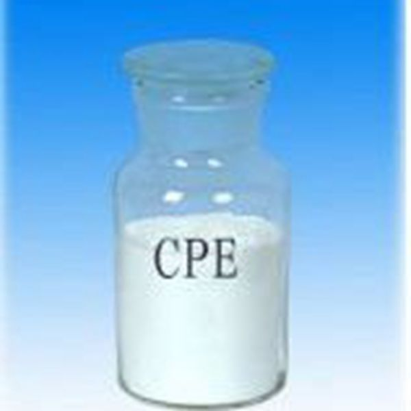 Chlorinated polyethylene CPE for PVC impact modifier