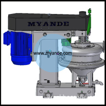 Starch Processing Centrifugal Separator with High Quality