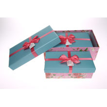 Many kinds of  packing gift box with customized printing