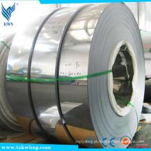 304 Tipo de bobina e SGS Certificação 0,29 milímetros de espessura tira de aço inoxidável