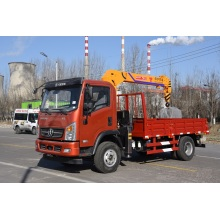 Factory directly sale for Crane Truck 4 ton crane truck boom truck export to Netherlands Antilles Suppliers