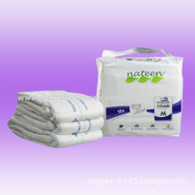 Comfortable Breathable Adult Pampers with High-quality Nonwoven Top SheetNew