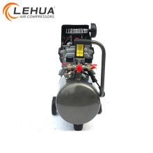 Портативный 100 куб. фут / мин воздушный компрессор 25л и 50л