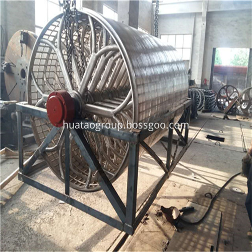 Paper Mill Cylinder Mould 07