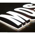 Backlit Channel Letters Led Sign with Letters