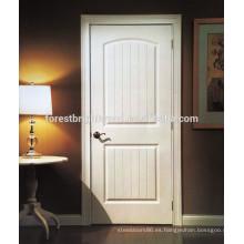 "80 ""* 30"" * 1 3/8 ""Núcleo hueco blanco imprimado moldeado puerta para Lowes"