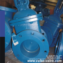 Soft Seat A126 B&Ggg50 Flanged Rising Stem Gate Valve