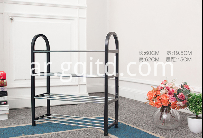 Portable Shoe Rack Size
