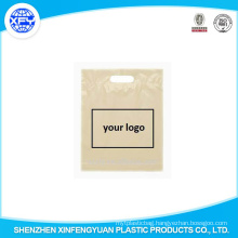 Customized plastic bag with printing logo