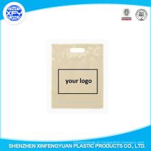 Saco de plástico personalizado com logotipo de impressão