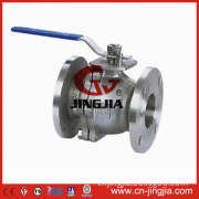 Two Pieces Floating Ball Valve (Q41F Ball Valve)