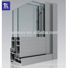 Professional Manufacturer for aluminum profiles for windows