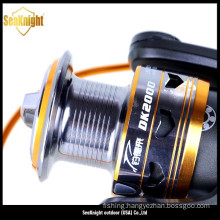 Interchangeable Handle Fishing Reel