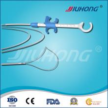 Accesorios para endoscopia. Lazo de polipectomía rotativo para gastroscopia