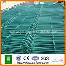 Certificado CE Powder Coated Wire Mesh Panels (fabricante)