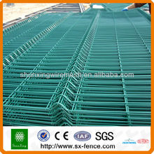 Powder Coated Wire Mesh Fence Panel