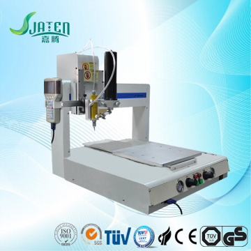 10kg Gear Pump filter cover glue dispensing machine