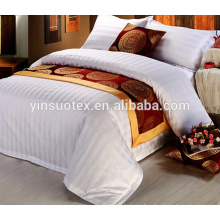 white luxury 5 star hotel bed sheet hotel duvet cover