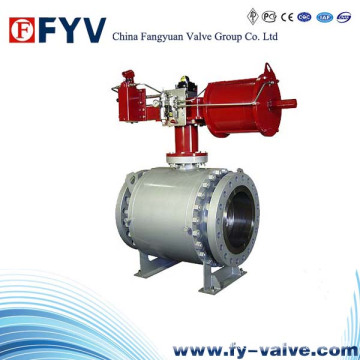 API6d Carbon Steel Ball Valve