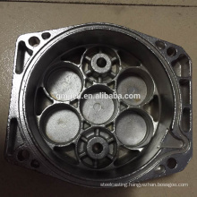 stainless steel investment casting hydraulic valve casing