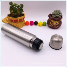 Flacon à vide à forme de balle de 750 ml avec finition couleur