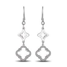 Dernières tendances de la mode Collection Ensembles de bijoux Boucle d'oreille en acier inoxydable