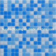 Glass Mosaic Swimming Pool Mosaic Tile (HSP319)