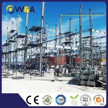(WAS3505-110S) Schnellinstallation Modular China Fertighaus für Verkauf