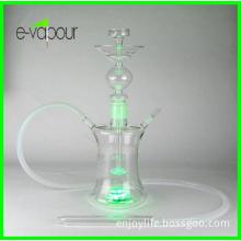 Wholesale LED Glass Hookah, Russia Shisha Hookah, New Design 50cm Hookah Shisha