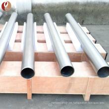 Objetivo de pulverización de pentóxido de niobio, objetivo de Nb2o5, alta pureza, 99,99%