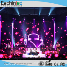 Large Scale Scene Display LED Curtains For Stage Background