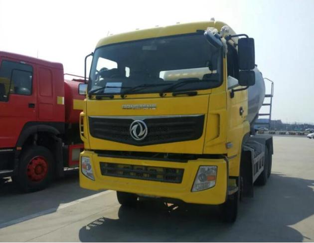 concrete mixer truck (5)