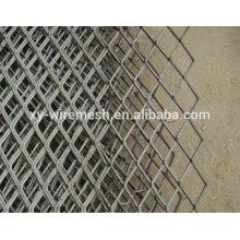 Malla de metal expandido, malla de metal expandido de filtro de aire, malla de metal de patrón de diamante